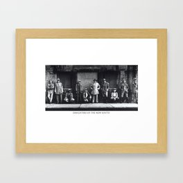 Daughters of the New South Framed Art Print
