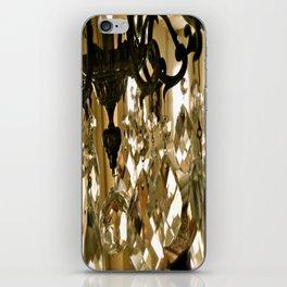 Chandelier iPhone Skin