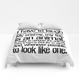 quoting Hollywood 15 Comforters