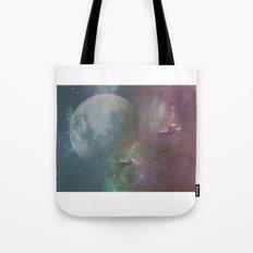 Sea,Moon Tote Bag