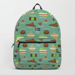 Swedish fika collection #2 Backpack