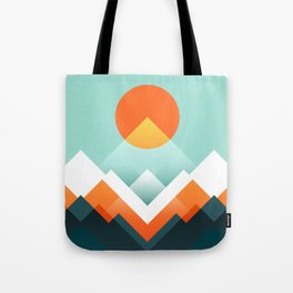 Everest Tote Bag