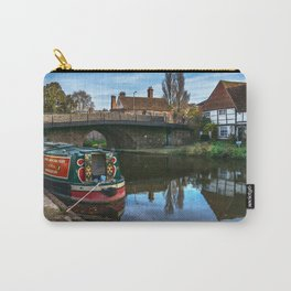 Hungerford Wharf Carry-All Pouch
