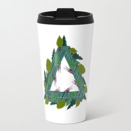 Wreath Travel Mug