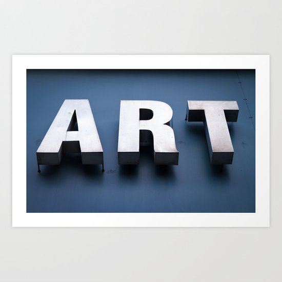 fine ART Art Print