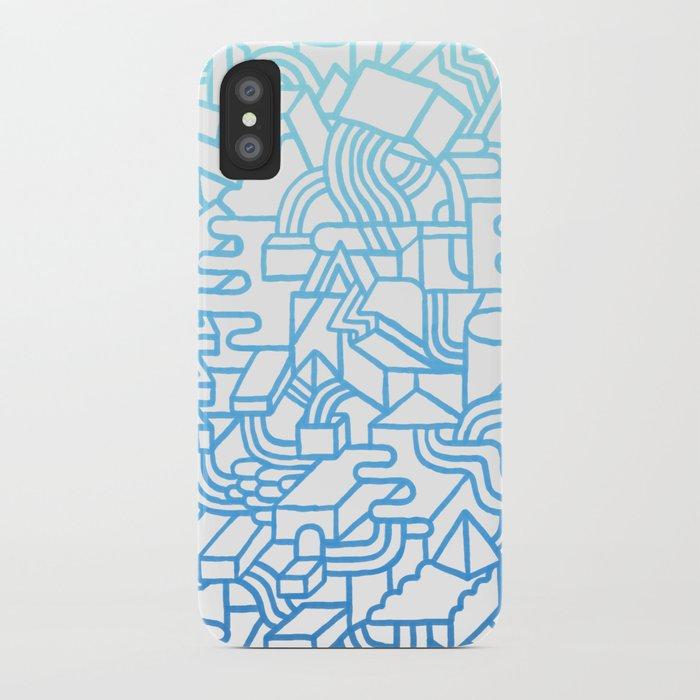 Wave Machine iPhone Case