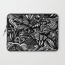 Swirled Laptop Sleeve