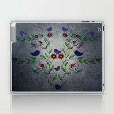 Bluebirds Laptop & iPad Skin