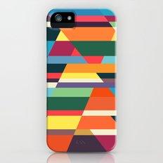 The hills run to infinity iPhone (5, 5s) Slim Case
