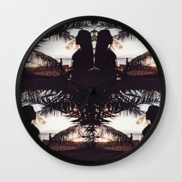 Stoney Sesh Wall Clock