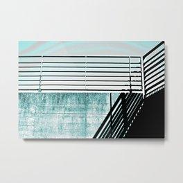 #158 Metal Print