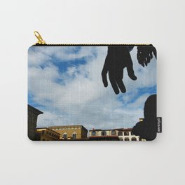 View of the Piazza Carry-All Pouch
