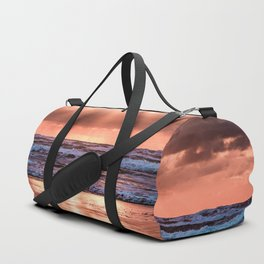 Northern California Sunset - Nature Photography Duffle Bag