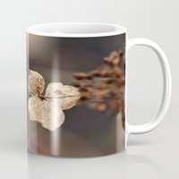 uncharted Mugs featuring The Optimist  by Astrid Ewing
