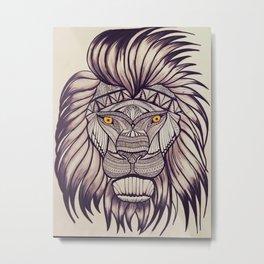 His Royal Highness Metal Print