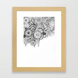 mixed Framed Art Print