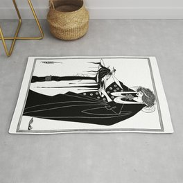 The Dancer's Reward Rug