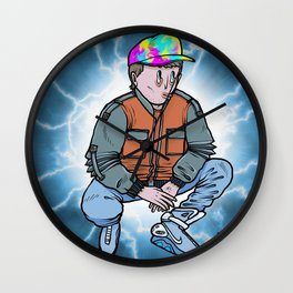 HEAVY McFLY Wall Clock