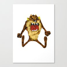 Devil Canvas Print