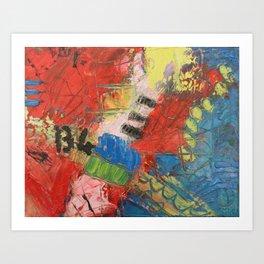 B4 Art Print