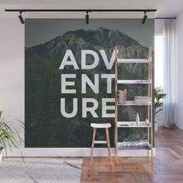 Adventure - Pine Mountain Wall Mural