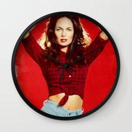Catharine Bach, Daisy Duke Wall Clock