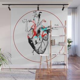Growing Heart Wall Mural