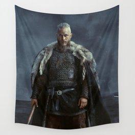 Lothbroks war Wall Tapestry