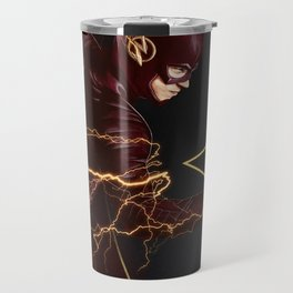 The Flash triptych FLASH Travel Mug