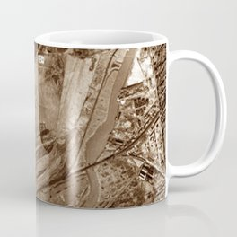 The Valley of Ashes - The Great Gatsby Coffee Mug
