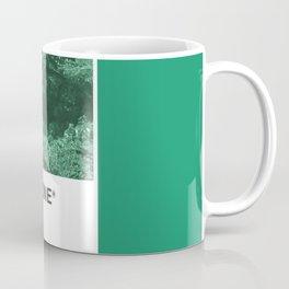 PANTONE SERIES – RAINFOREST Coffee Mug