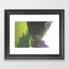 middlesex Framed Art Print
