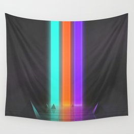 Lines II Wall Tapestry