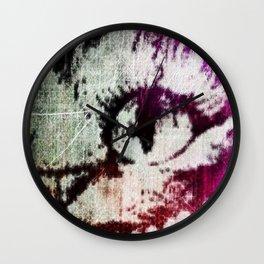 Alice in Wonderland Cheshire Cat Wall Clock