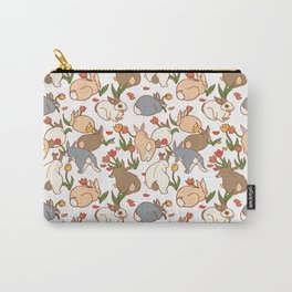 Bunny Infestation Carry-All Pouch