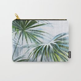 Palm and rain Carry-All Pouch