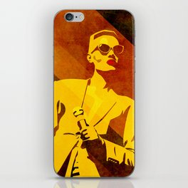 Grace Jones iPhone Skin