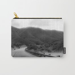 HAZY BENDS Carry-All Pouch