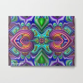 Joyful Noises Metal Print