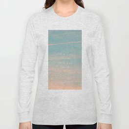 Seoul - RM Mono Long Sleeve T-shirt