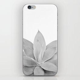Gray Agave #1 #tropical #decor #art #society6 iPhone Skin