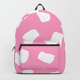Candyfloss Brushstrokes Backpack