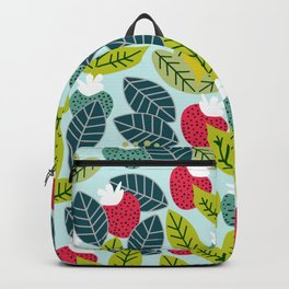 Floral fruity cornucopia Backpack