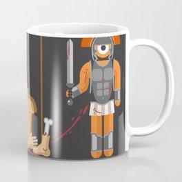 t.eye.tus andronicus Coffee Mug