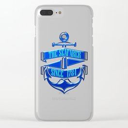 The Seafarer Clear iPhone Case