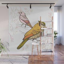 bird Wall Mural