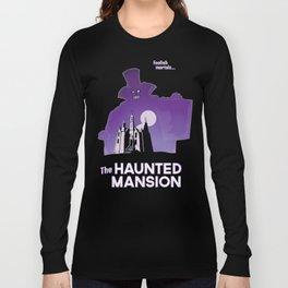 Hatbox Ghost - World Long Sleeve T-shirt