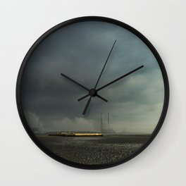 The Gold Coast, Sandymount Dublin Wall Clock