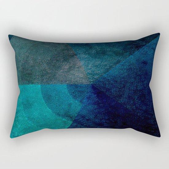 Segments Rectangular Pillow