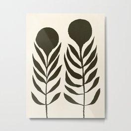 Flower 013 Metal Print